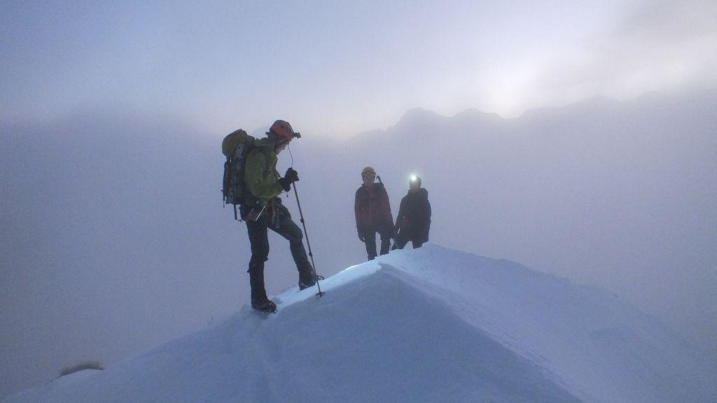 Mystic conditions on Rome Ridge